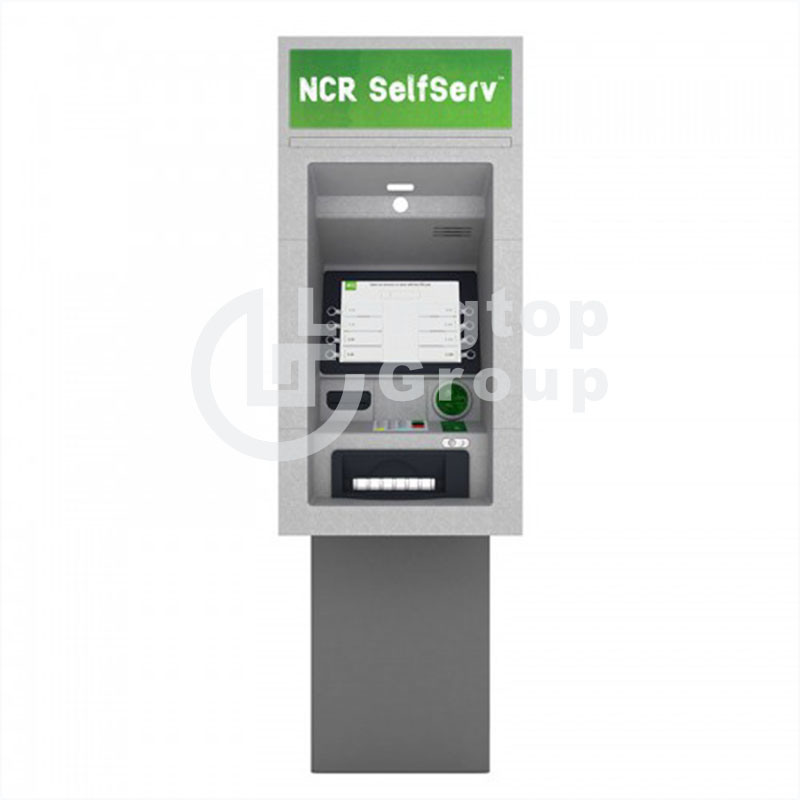 NCR 6626 ATM Machine Through-The-Wall Ttw ATM
