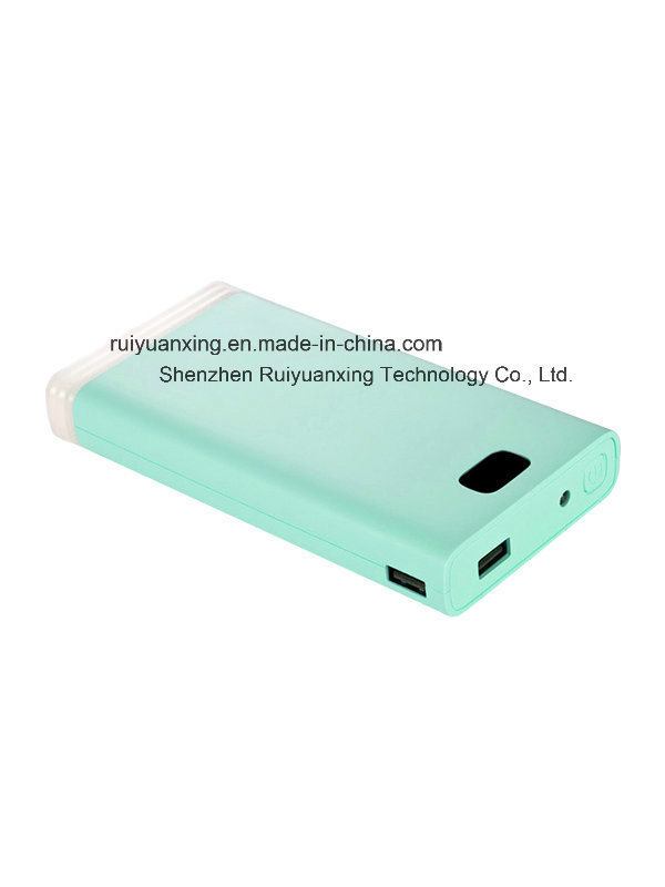 10000mAh Big Capacity with LED Light Power Bank (PB1517)