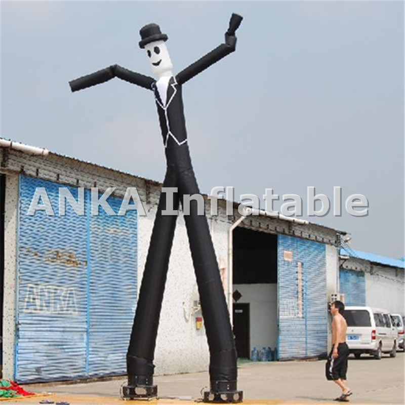 Clown Inflatable Two Legs Sky Dancer Anka