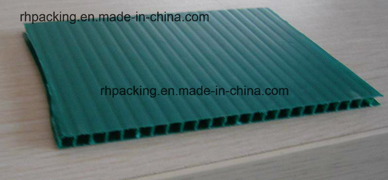 7-10mm Reusable Waterproof Polypropylene PP Coroplastc Board