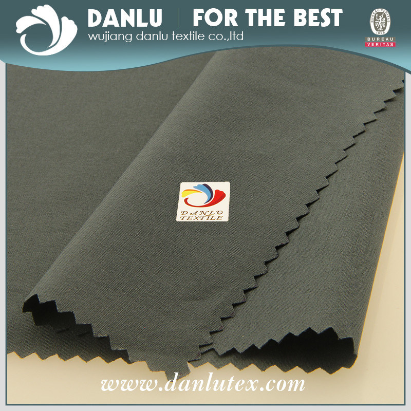 Four Ways Polyester Spandex Fabric for Women Garment