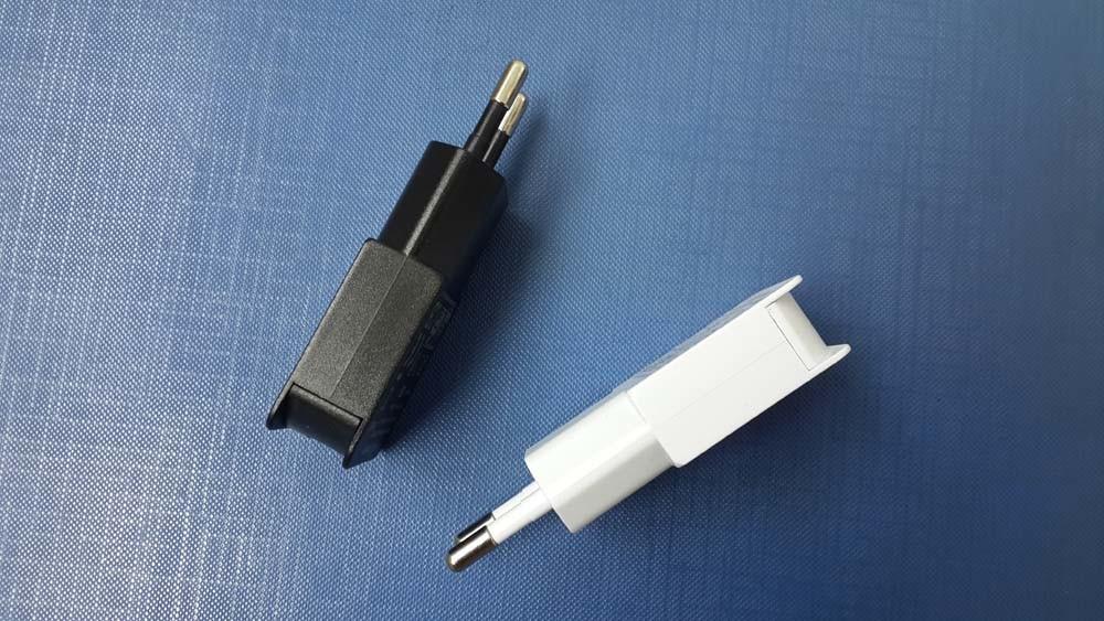 EU Plug 5V1a USB Charger