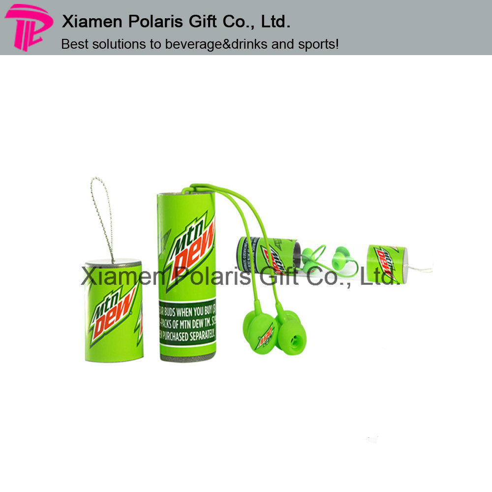 Factory Wholesale Cheap Leisure Earphone as Promotion Gift