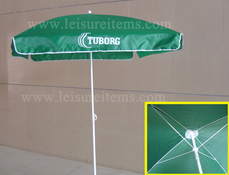 Square Outdoor Umbrella / Beach Umbrella with High Quality (OCT-BUSP1)