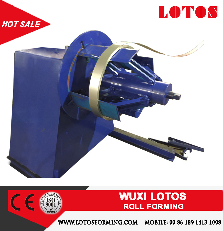 Hydraulic New Design Decoiler Machine with Ce Certification