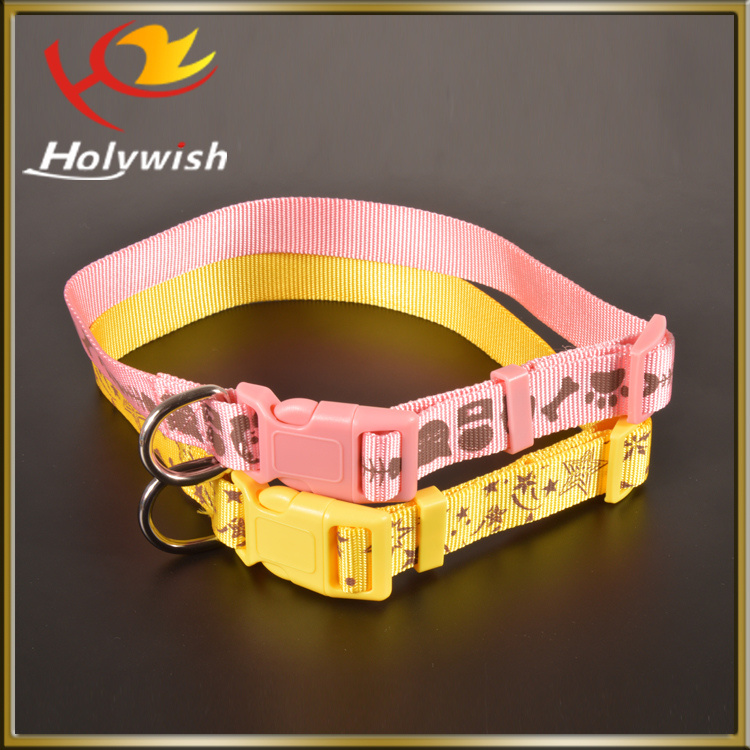 New Custom Collars Pet Leashes for Dogs