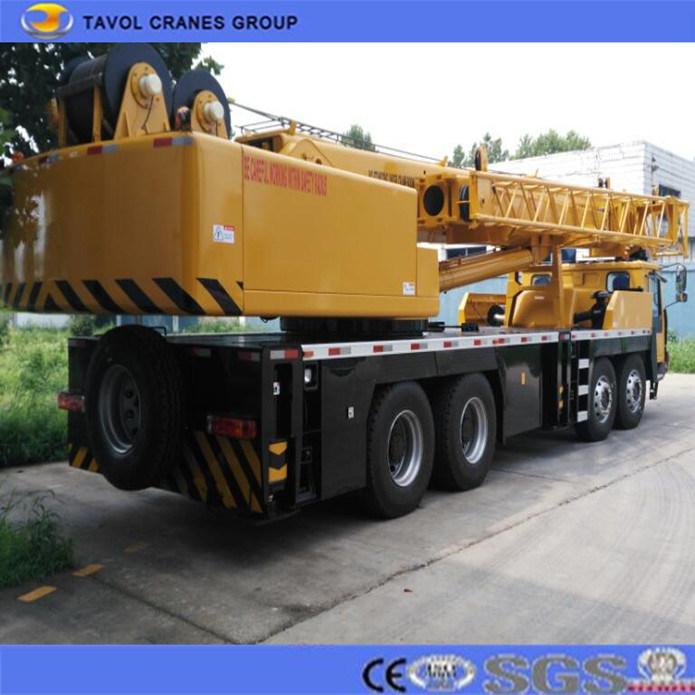 Hydraulic Truck Crane 20t Truck Crane