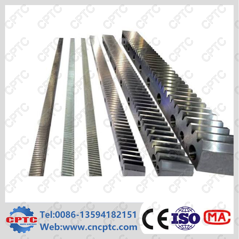 C45 Steel Gear Rack and Pinion