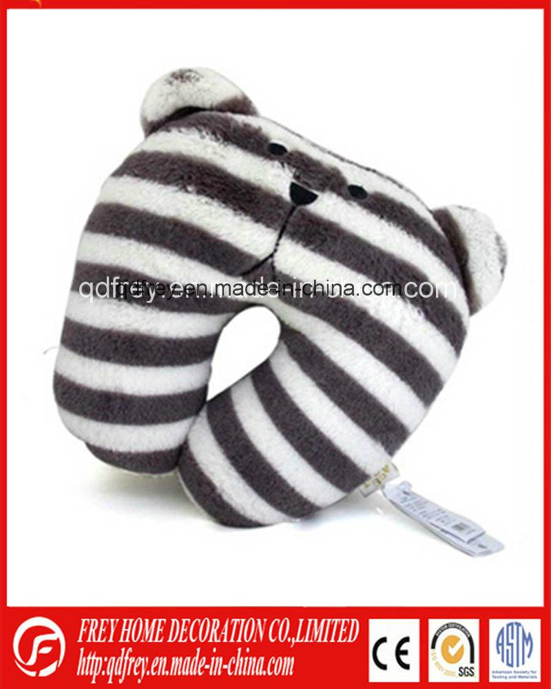 Cute Soft Neck Pillow with Plush Teddy Bear