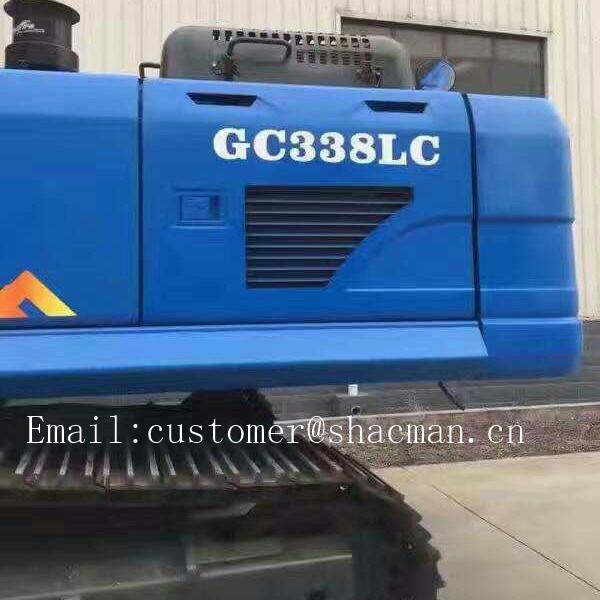 Shanzhong Gc338LC-8 Excavator