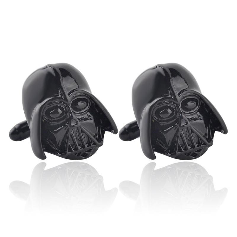 Star Wars Cufflinks Stormtrooper Darth Vader Yoda Lightsaber Wedding Gift