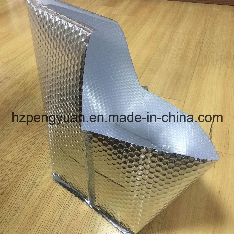 Customized Foil Metallic Bubble Envelope Bags