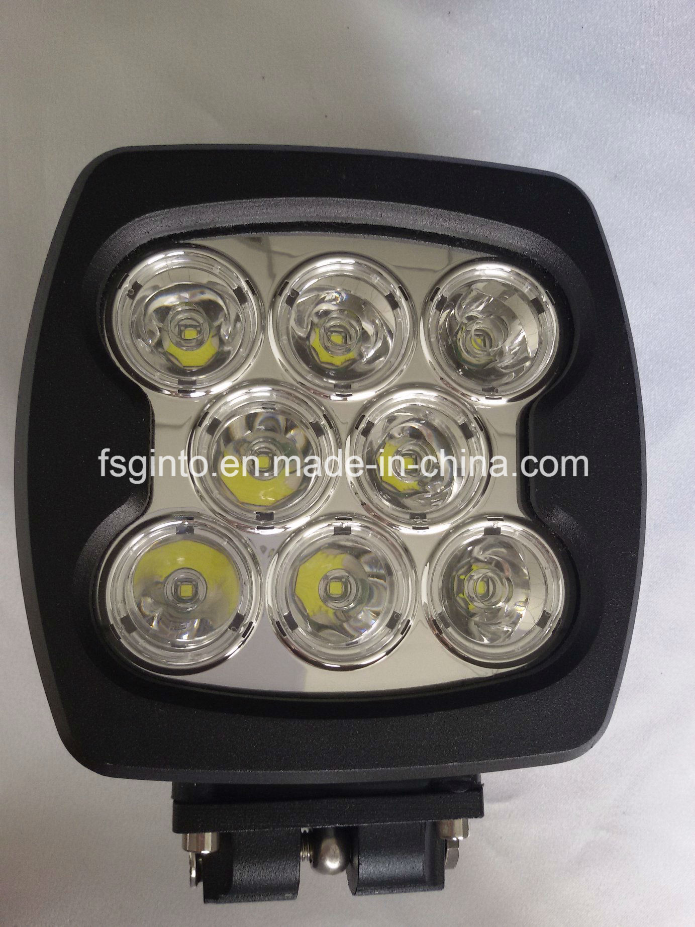 80W 5.5inch CREE LED Work Light for Heavy Equipment (GT1025-80W)