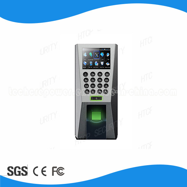 TFT Recognition Fingerprint Time Attendance/ Biometric Door Access Control