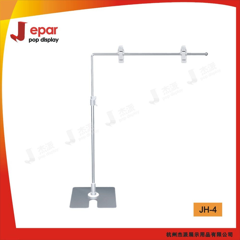 Supermarket Advertising Display Table Pop Stand for Poster Display