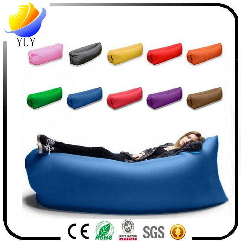 2017 Fashion Popular Inflatable Air Sleeping Bag Sofa