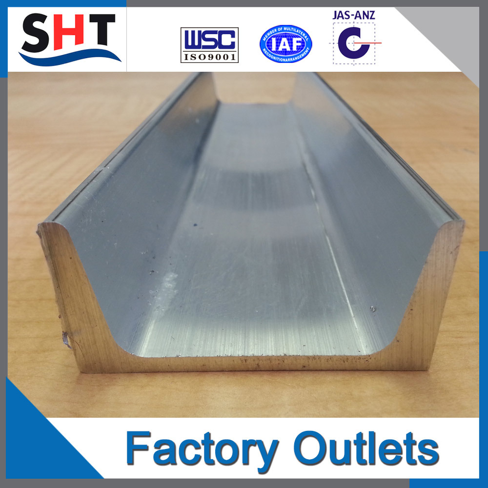 Stainless Steel Channel Bar with Good Price High Quality