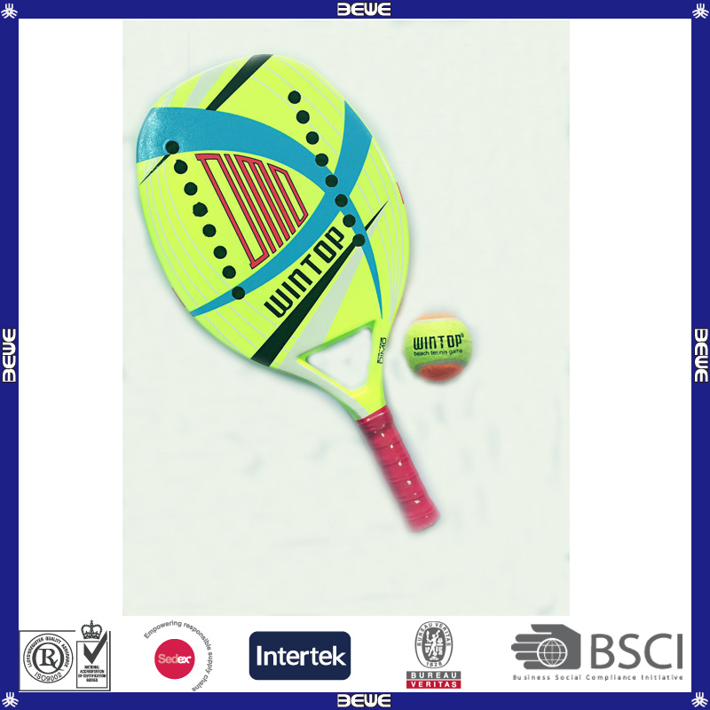 Btr-4006 Dimo Popular Sports Carbon Beach Tennis Racket