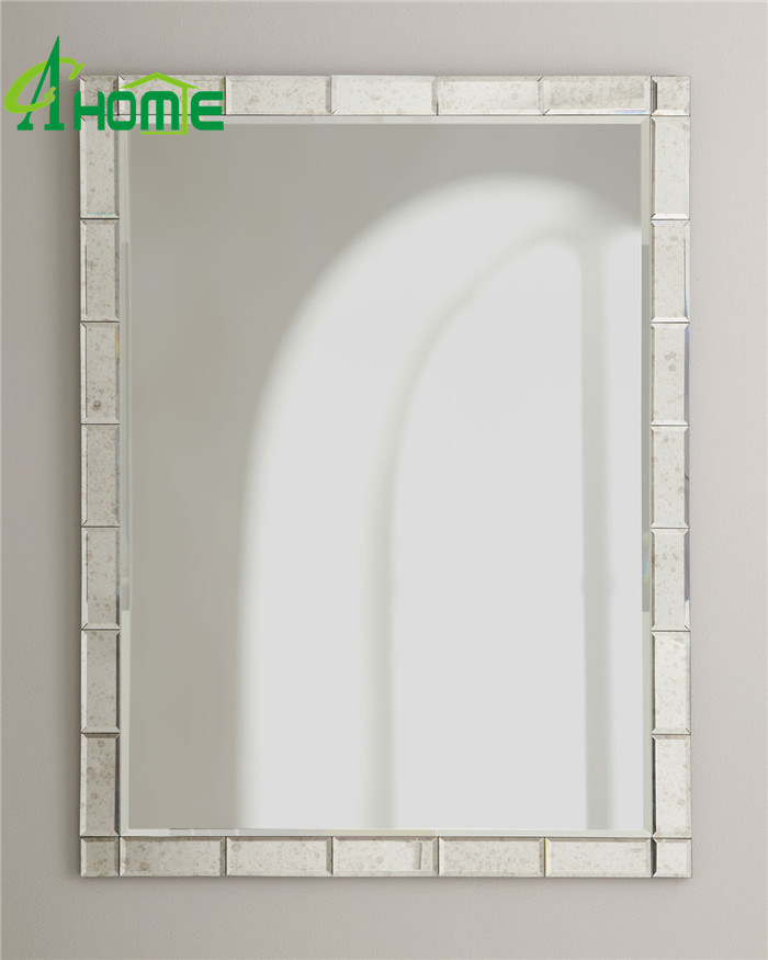 Frameless Wall Mirror/ Bath Mirror/ Beveled Mirror