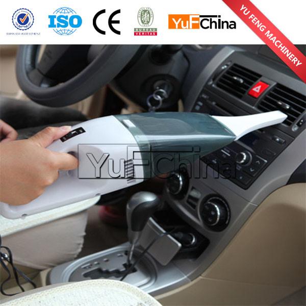 12V Handheld Car Vacuum Cleaner with Air Compressor