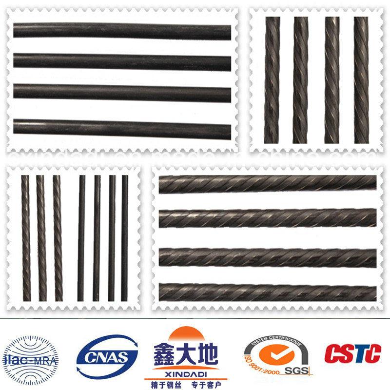 Xindadi 4mm 5mm 6mm 7mm 9mm 10mm PC Steel Wire