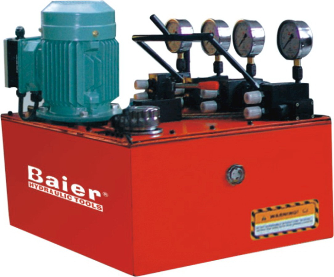 Synchronous Electrical Hydraulic Pump Used for Traffic, Railway, Bridge, Metro, Shiphuilding, Architecture Industry