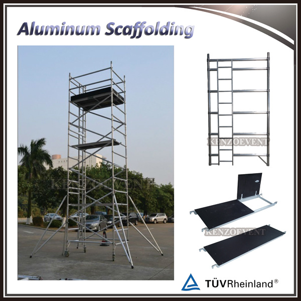 China Aluminium Scaffolding Tower Sales