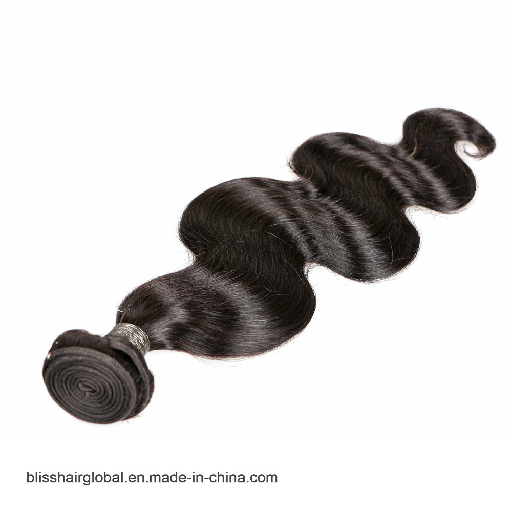 """Bliss Peruvian Hair Body Wave 10""""-30"""" 8A Best Selling Dyeable One Donor Virgin Peruvian Human Hair"""