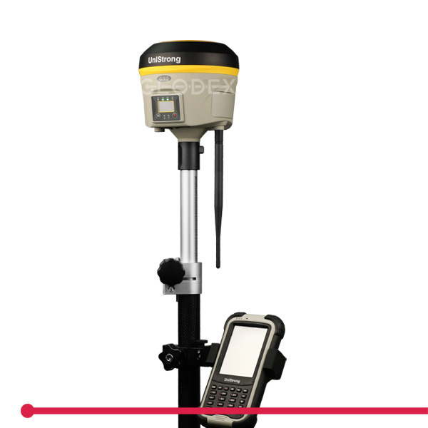 High Precision Differential GPS Surveying System with Tilt Survey