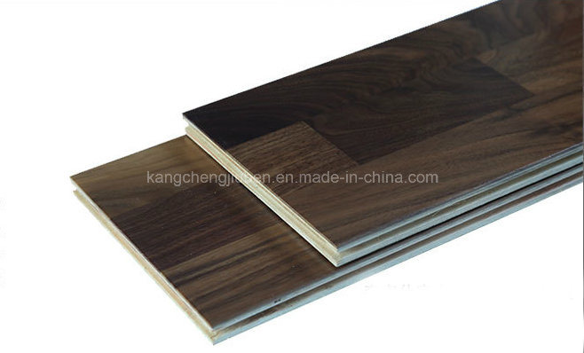 High Quality of The Black Walnut Wood Parquet/Laminate Flooring