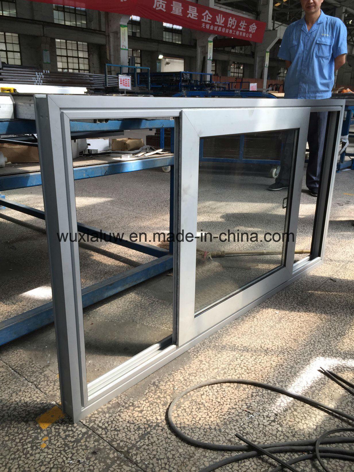 Slide Aluminium Window