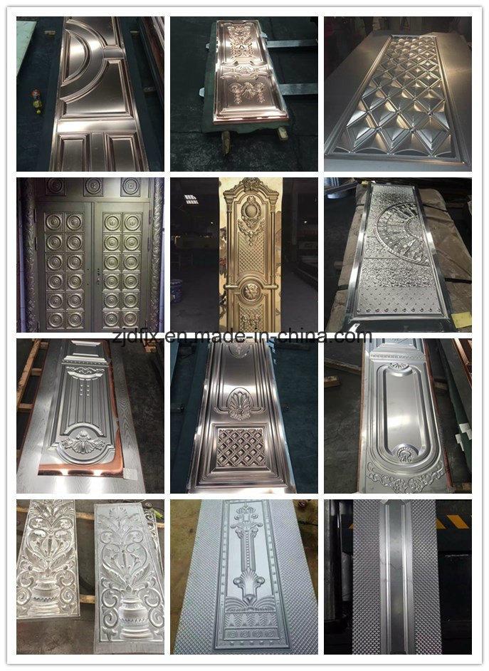 Metal Door/Steel Door Hydraulic Press Machine