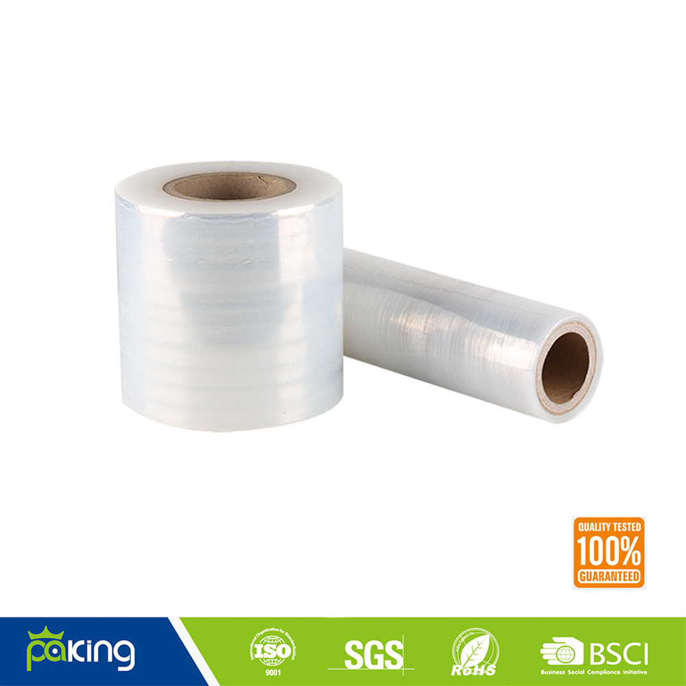 Factory Direct Sales Plastic PE Stretch Film for Pallet Wrapping