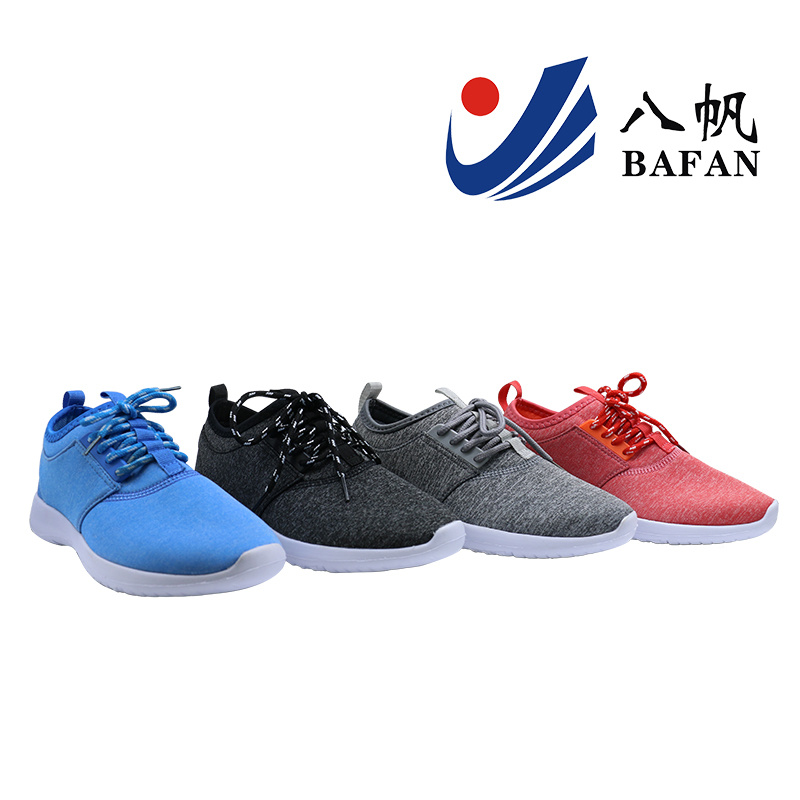 Women′s Cement Casual Sport Shoes Bf170143
