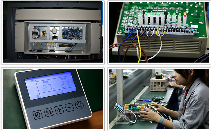 10kw-18kw for Floor Heating/Air Heating/Hot Water/Water Source Heat Pump