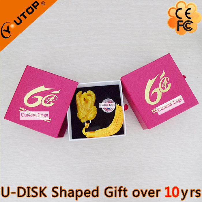Custom Resin Crafts USB Pen Drive for Promotion Gifts (YT-3295)