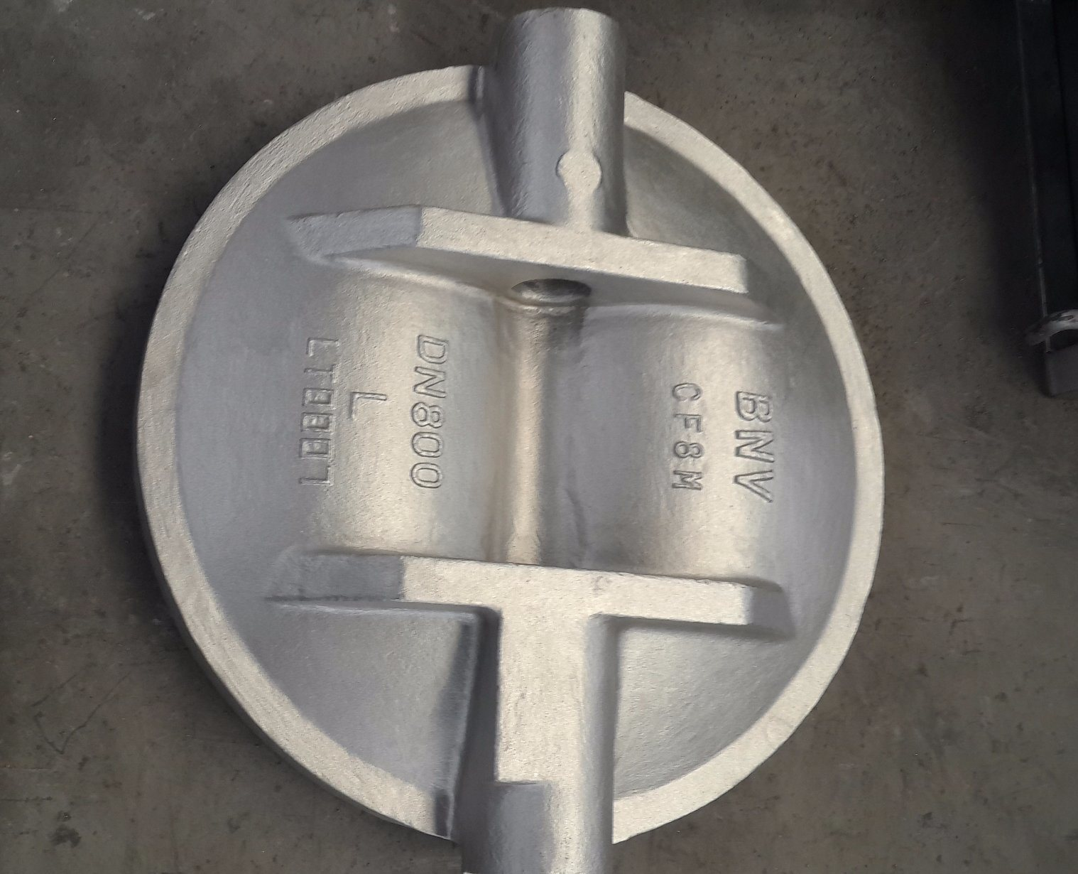 Butterfly Valve Casting Body Casting Disc Casting Stainless Steel Casting
