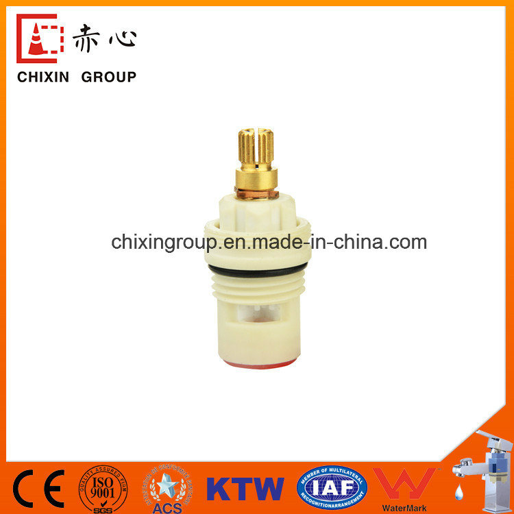 Brass Ceramic Disc Cartridge Valve