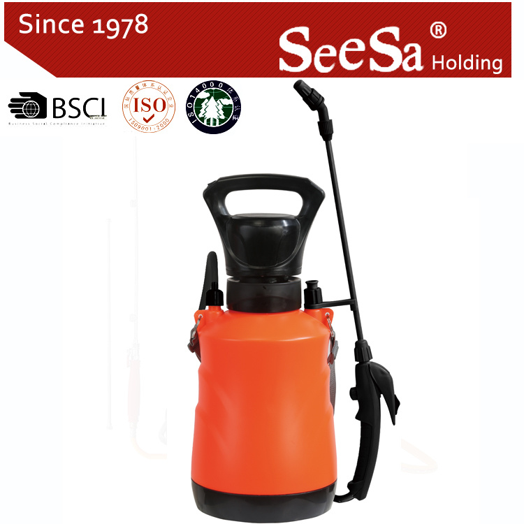 Seesa Shixia 5L Electric Lithium Battery Plastic Garden Power Sprayer (SX-LIS05)
