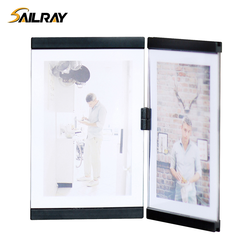 "5""*7"" Creative Acrylic PU Photo Frame/Picture Frame for Home Decoration"
