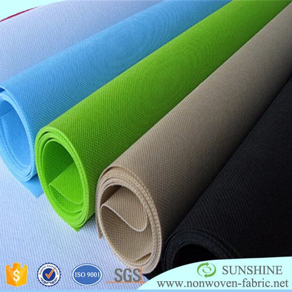 2017 Hot Sell PP Spunbond Non Woven Fabric From China Manufacturer