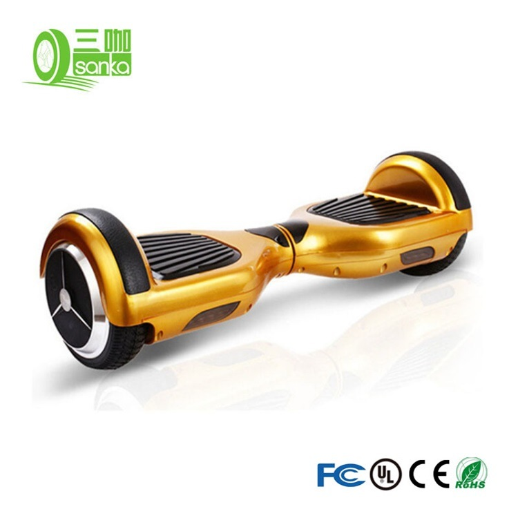 2017 Brand New Cheap 2 Seat Electric Scooter Skateboard Oxboard Hoverboard for Adults