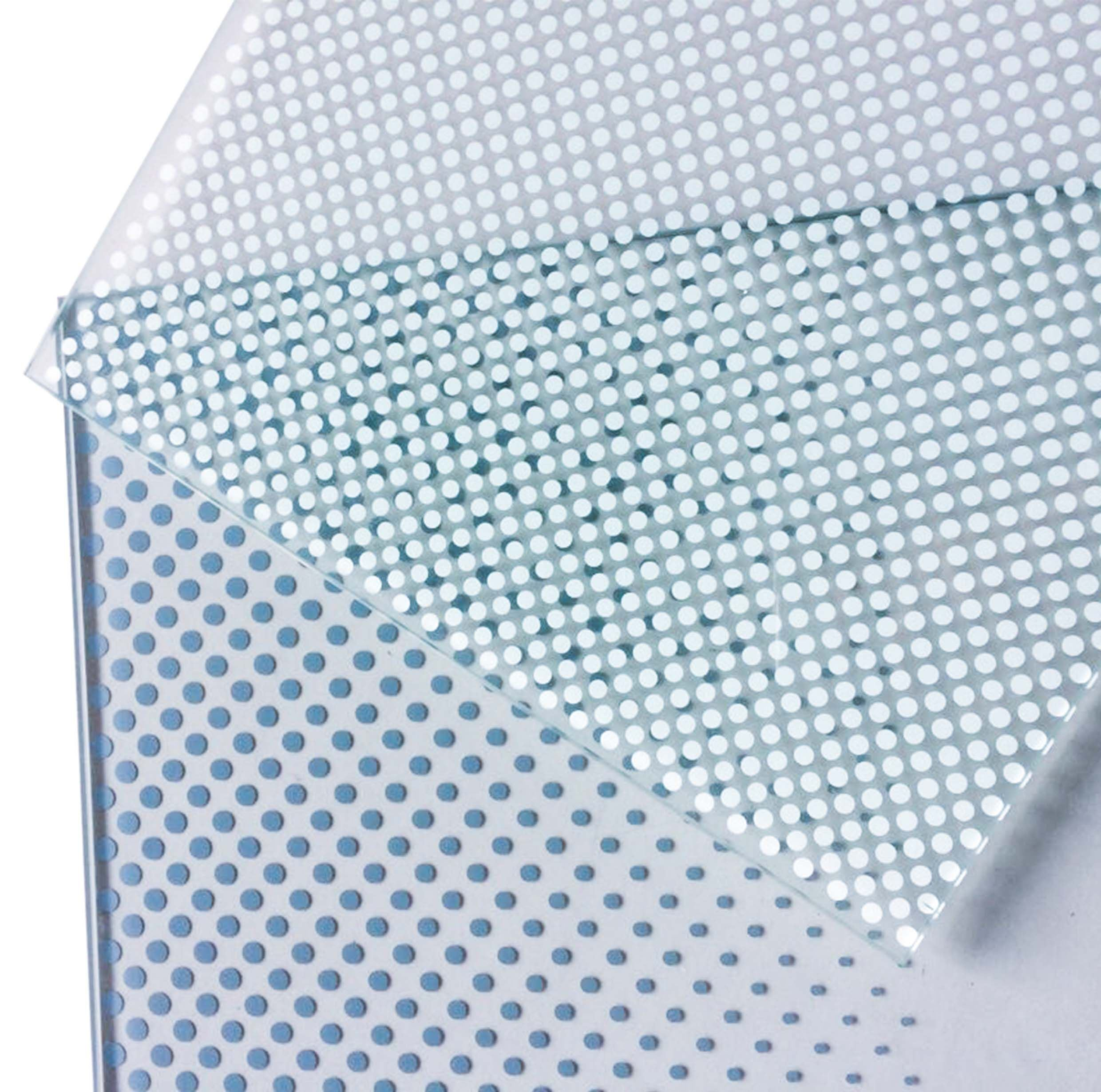 Ceramic Frit Tempered Laminated Glass with Digital Printing