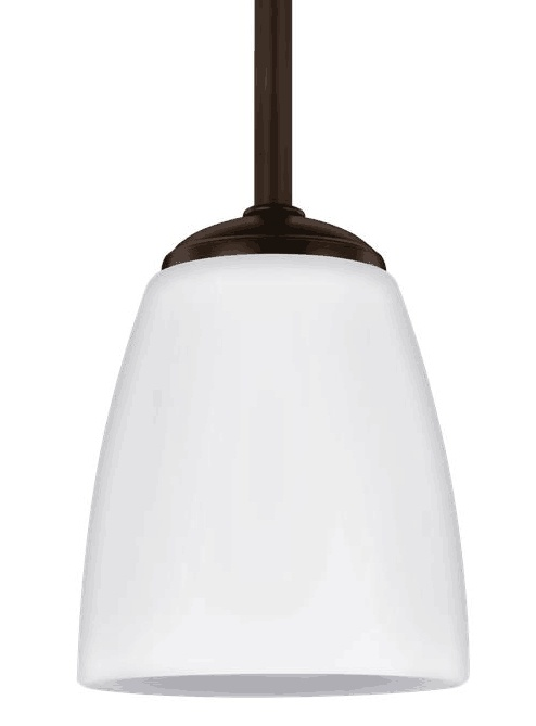 UL Approval Two Light Wall Light with Orb Finish and Milky White Glass Diffuser