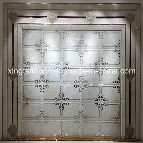 Wholesale Painting Building Material Glass Wall