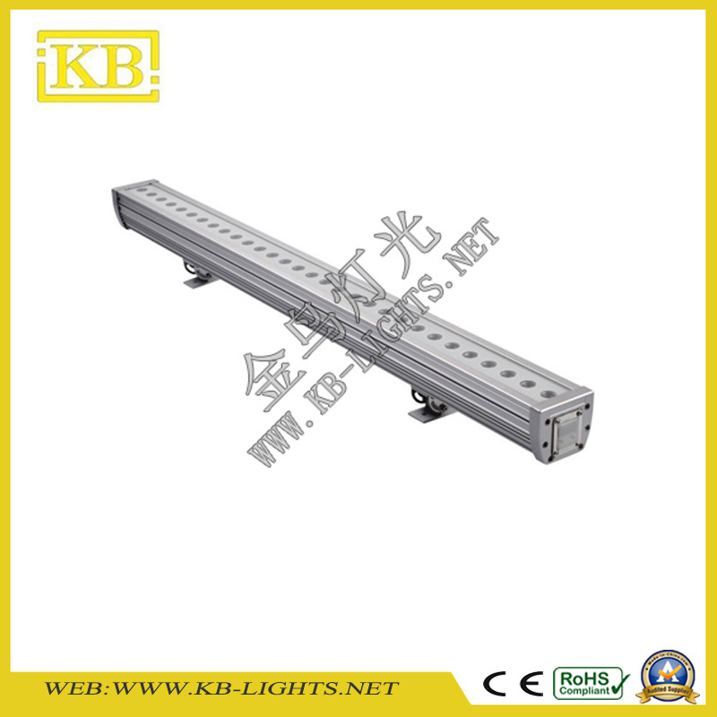 18/24PCS LED Waterproof LED Wall Washer Light LED Bar