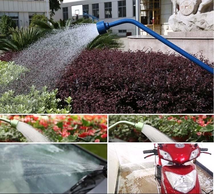 Ilot Heavy Duty Garden Car Washing Sprayer Nozzle Sprinkler