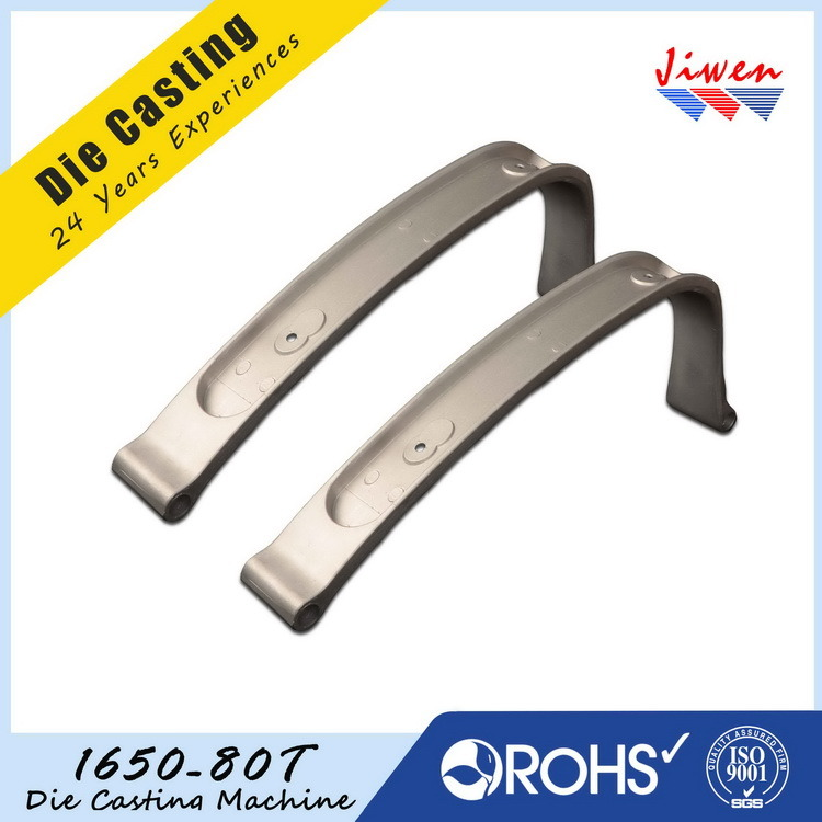 Professional Supplier Aluminum Die Casting Chrome Plating Chair Handrail