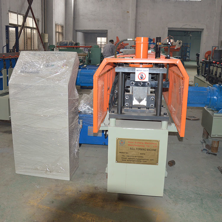 Cold Bending Roof Wall Angle Roll Forming Machine