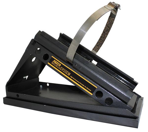 Customized Triangle Gas Fixator Welding Metal Tieback